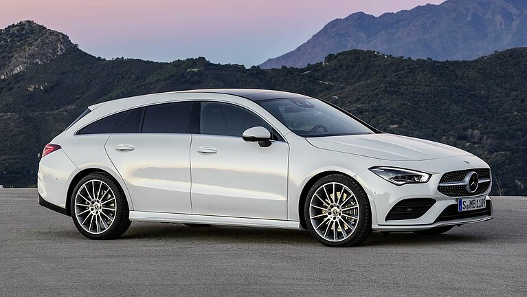 Mercedes-Benz CLA Shooting Brake Exterieur