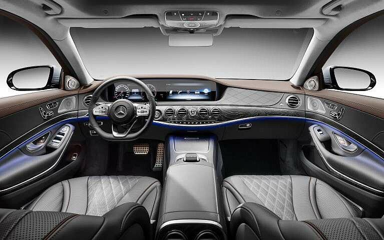 Mercedes-Benz S-Klasse Interieur