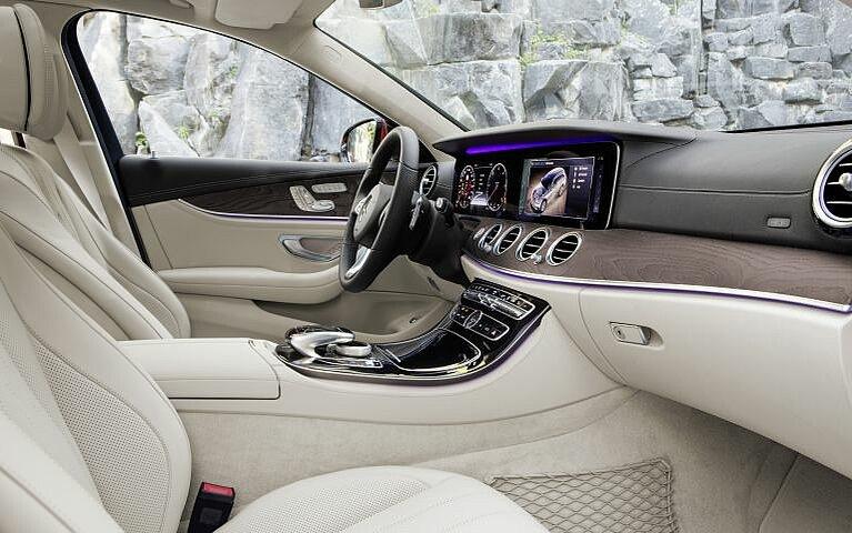 Mercedes-Benz E-Klasse All-Terrain Interieur