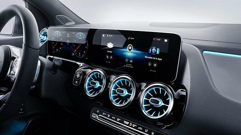 Mercedes-Benz B-Klasse MBUX