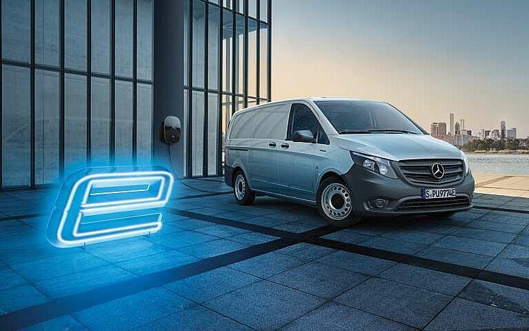 Der eVito von Mercedes-Benz