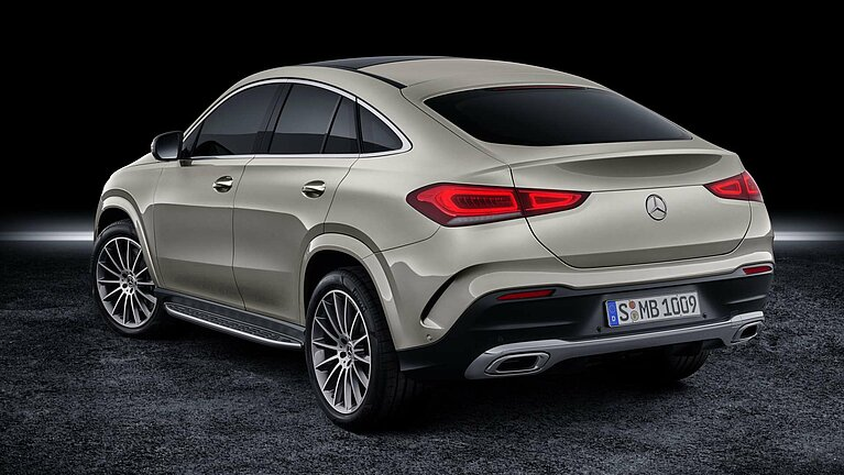 Mercedes-Benz GLE Coupé Exterieur