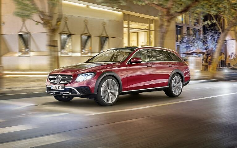 Mercedes-Benz E-Klasse All-Terrain Frontansicht